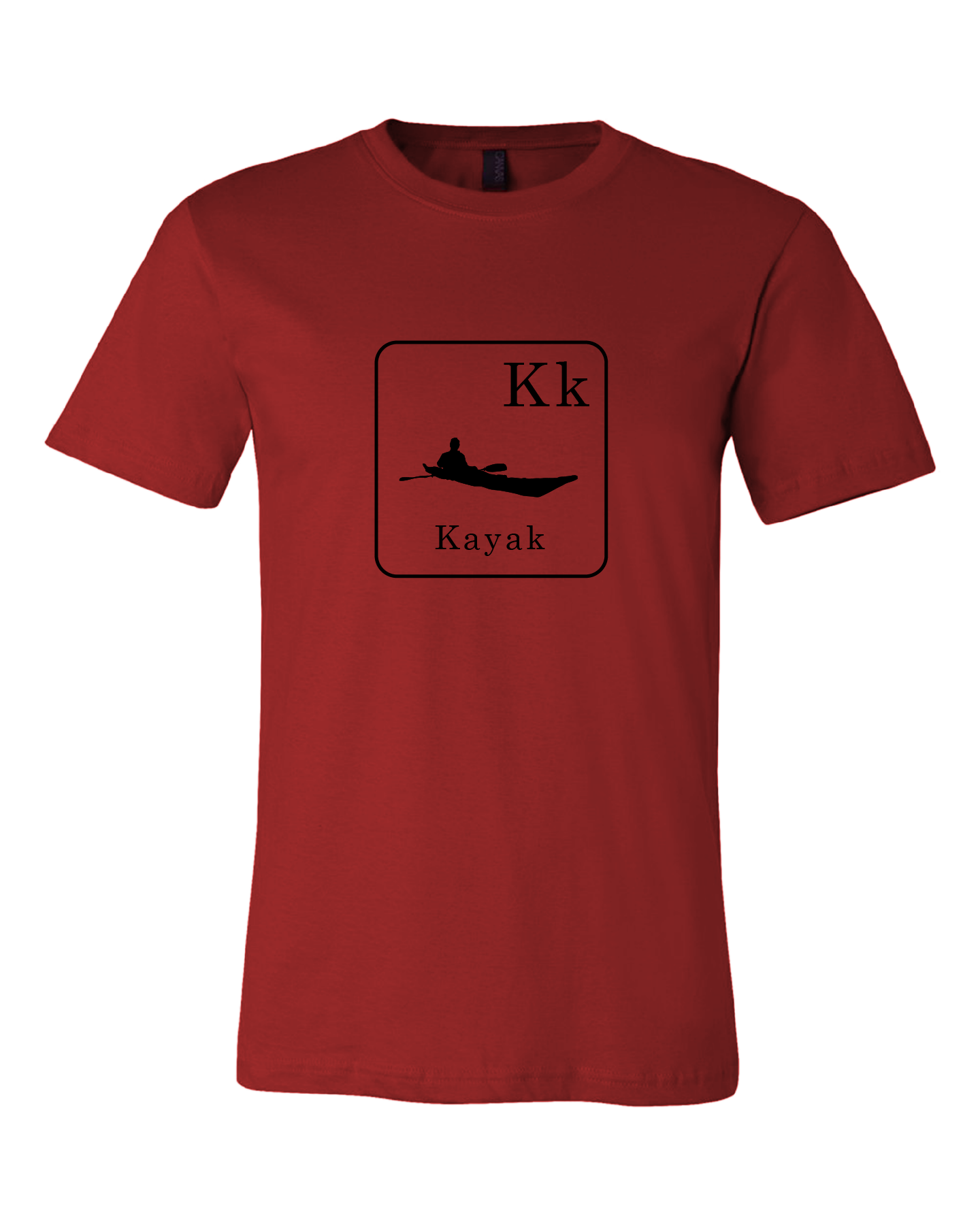 Kk is for Kayak