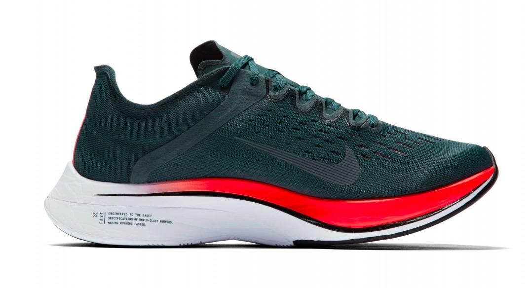 729580b91df5 How Do Nike s Vaporfly 4% Shoes Actually Work  Unraveling how a carbon fiber  plate and space-age foam combine to make a more efficient shoe turns out to  be ...
