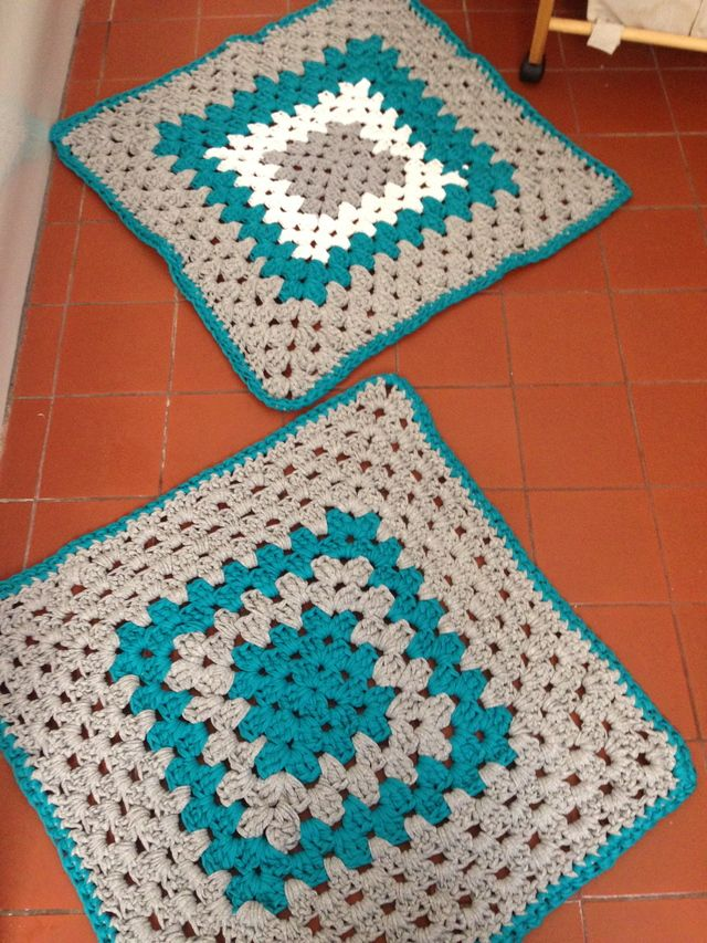 Crochet Bath Mat Patterns And Other Free Bathroom Patterns