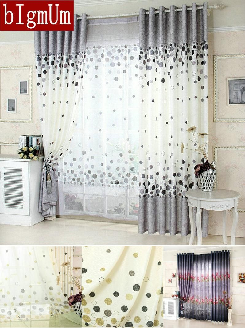 Visit To Buy New Arrival Kitchen Curtains Blue Gray Window Curtains For Living Room Floral Panel For Summ Curtains Living Room Kitchen Curtains Curtains #summer #curtains #for #living #room