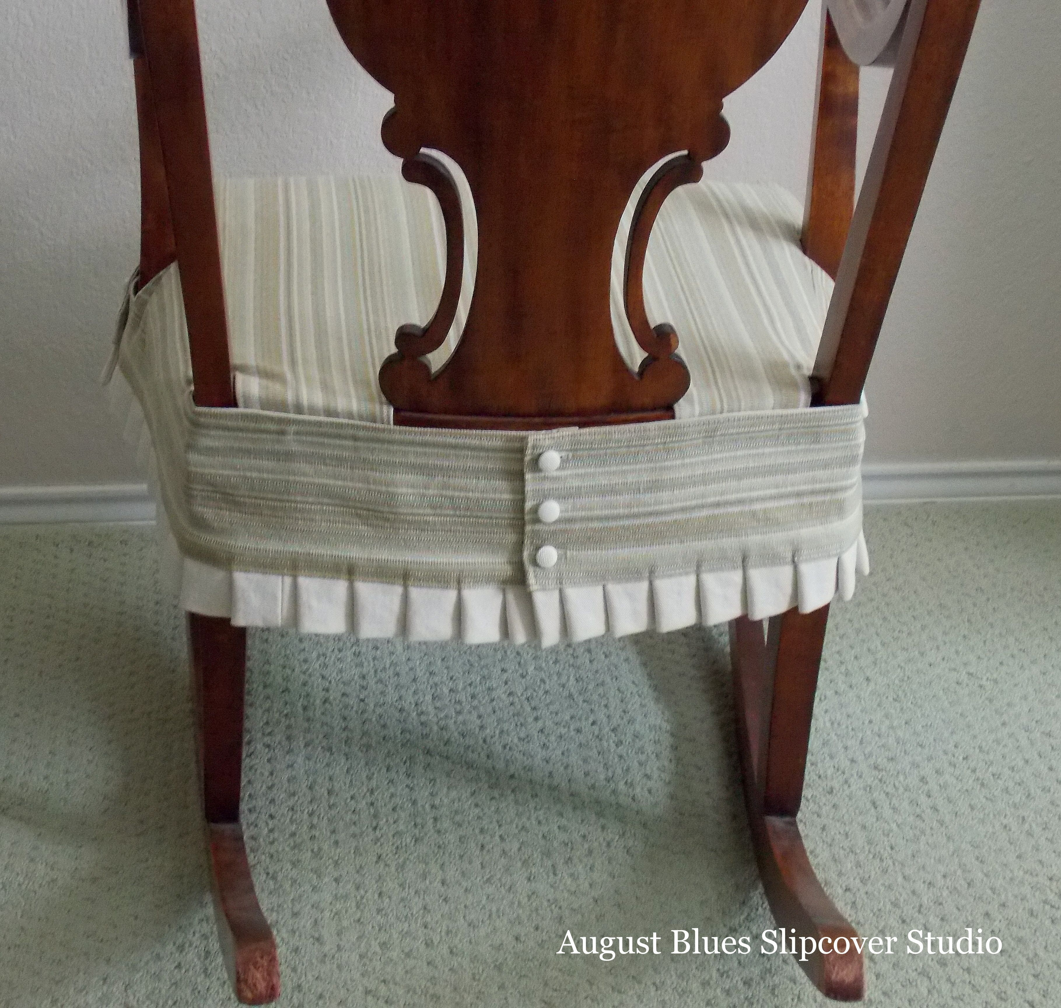 Forros De Sillas Pin De Susan En Reupholstered Furniture And Slipcovers