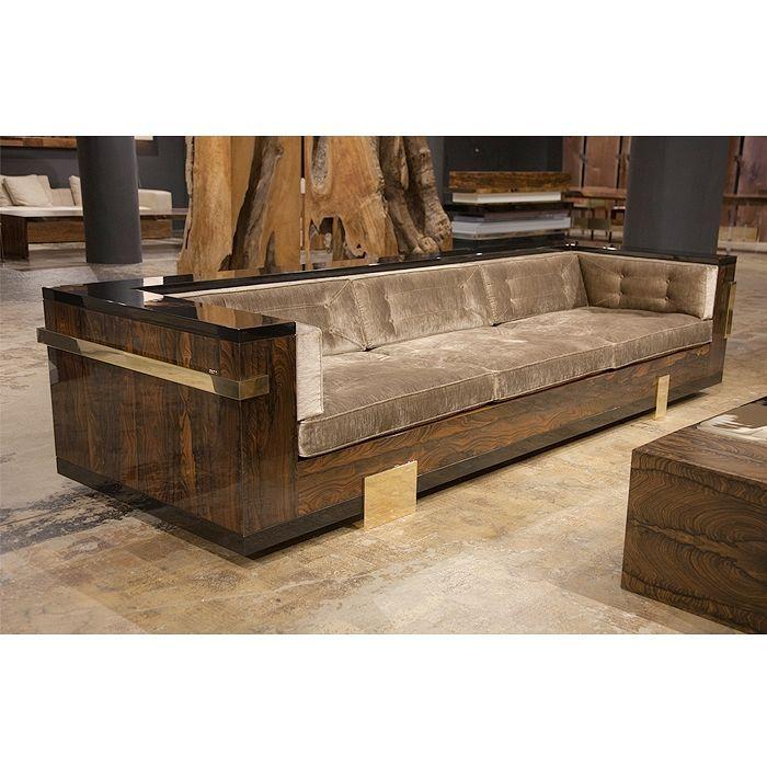 Pierre Sofa Hudson Furniture Futuristic Furniture Hudson
