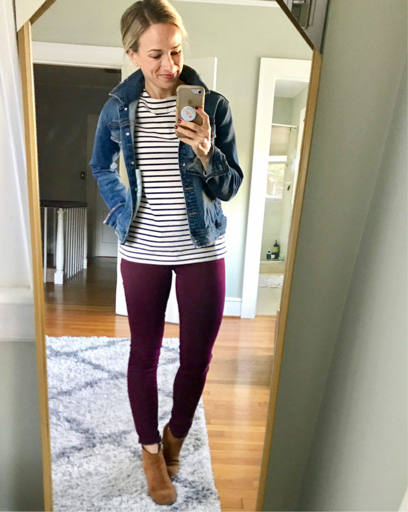 What I've Worn Lately + Thanksgiving Outfit Ideas