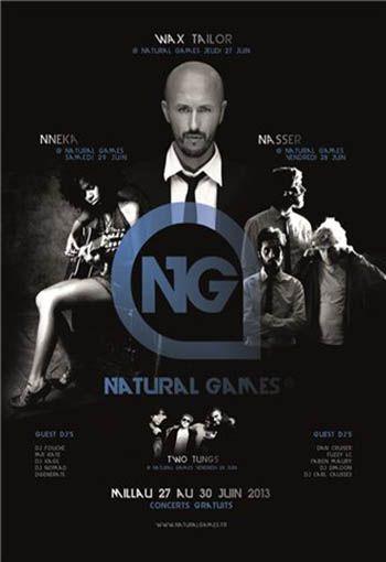 Natural Games, Millau, Midi-Pyrénées