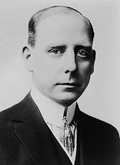 Jersey City Mayor (1917-1947) Frank Hague in photo taken in 1920. Image: Library of Congress