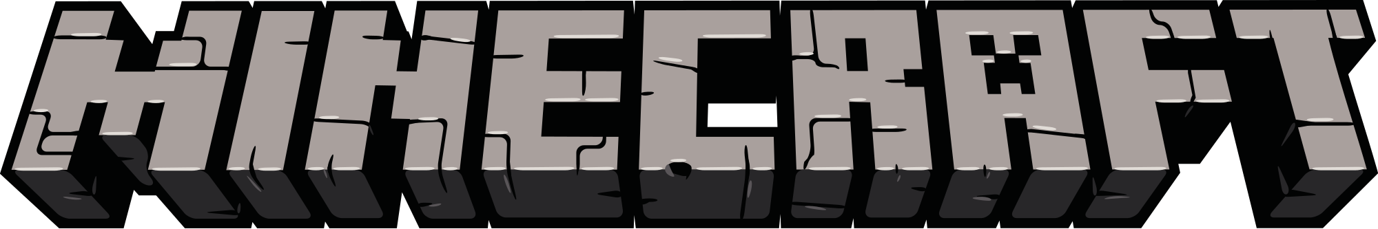 2000pxMinecraft_logo.svg.png (2000×333) Craft logo