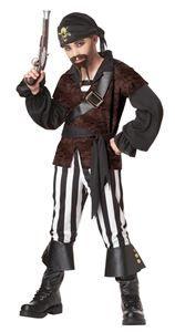Swashbuckler Pirate Child Costume - 326900 | Via Halloween Club #swashbuckler #pirate #buccaneer #boyscostumes #childrenscostumes #childcostumes