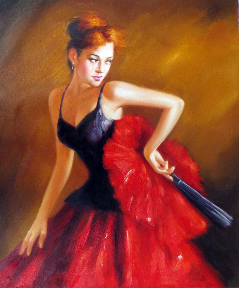 4432b8f2a4b76 Compare Prices on Spanish Oil Painting- Online Shopping/Buy Low ...