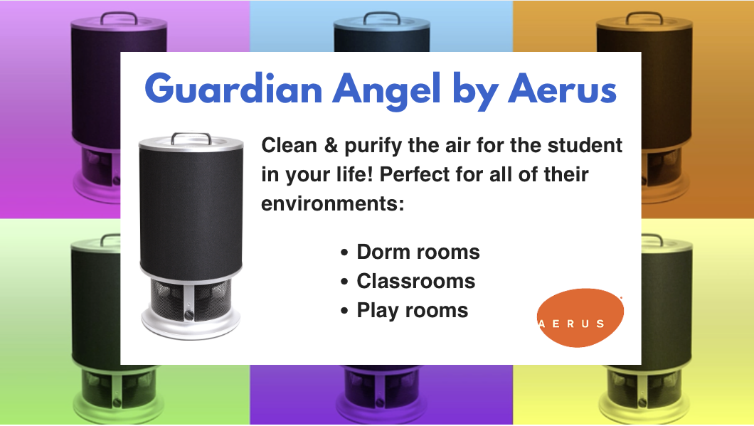 Students With Allergies And Asthma The Guardian Angel Is A The