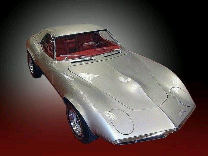 Good Pontiac Banshee · WaterConcept CarsCustom ...