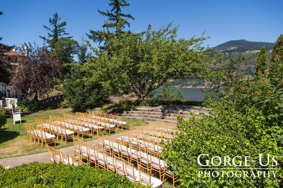 Columbia Gorge Hotel- Charming historic wedding venue in Hood River