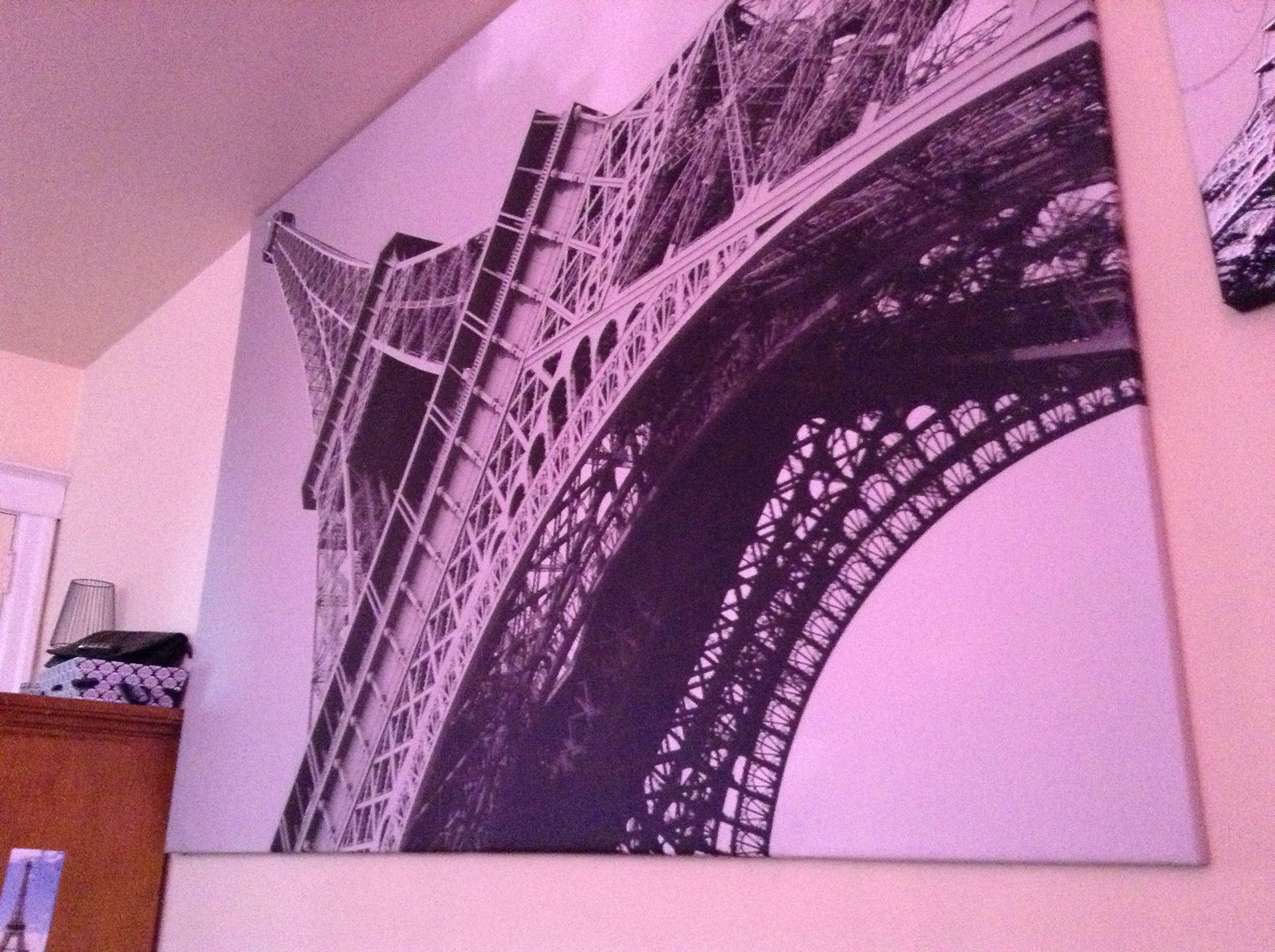 My rooms decor frame, lovely Paris