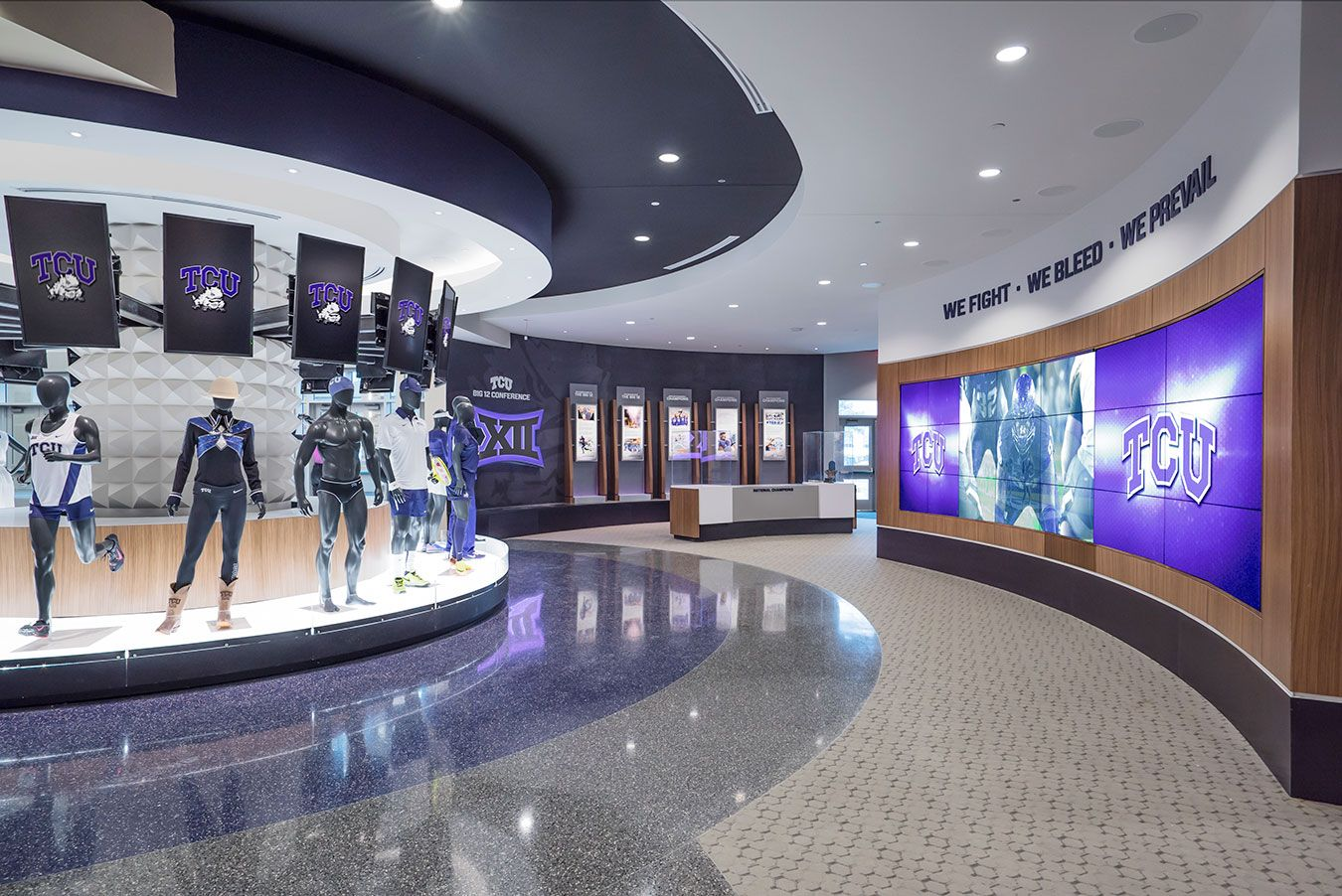 TCU Baseballs Jerseys Hung In Their Brand New Locker Room At Lupton Stadium Tweet From Coach Schlossnagle And The Were Lock