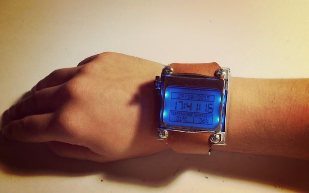 Picture of Arduino Watch Sport