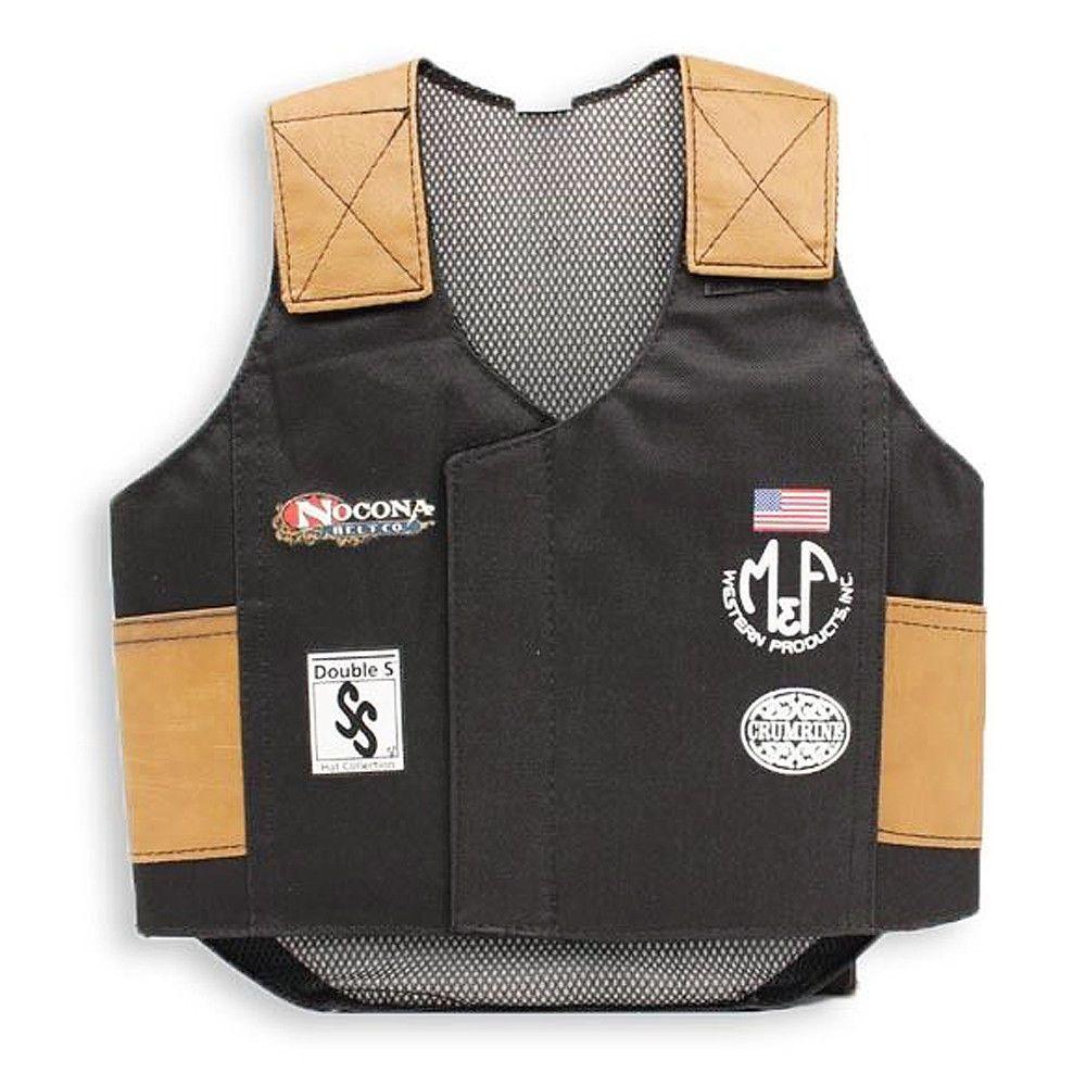 a92b6b039 eBay #Sponsored M & F Western Boys' Bull Rider Play Vest 2-10 Years ...