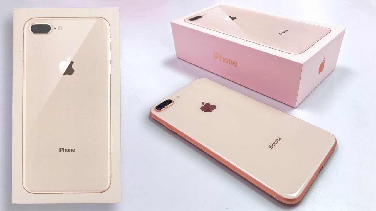 Gold Iphone 8 Plus Unboxing First Impressions Iphonexunboxing Iphone Apple Products Iphone 8 Plus