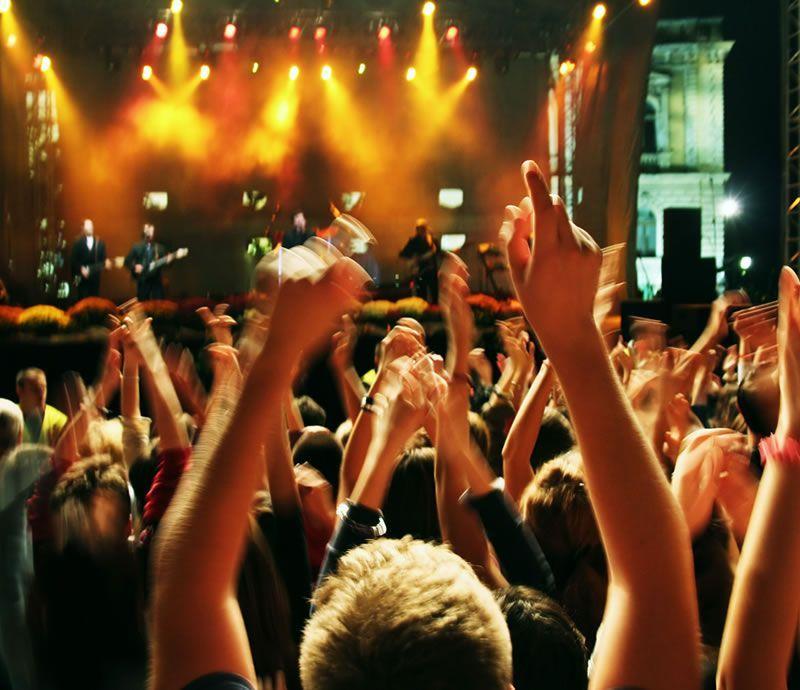 safe concerts