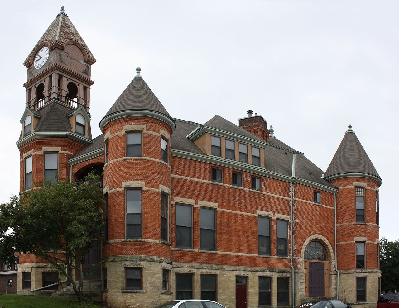 Merrill City Hall In Lincoln County Wisconsin Cities In Wisconsin National Register Of Historic Places City Hall