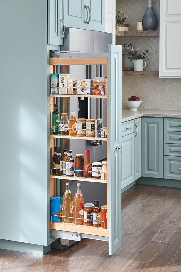 make your kitchen all your own with functional storage
