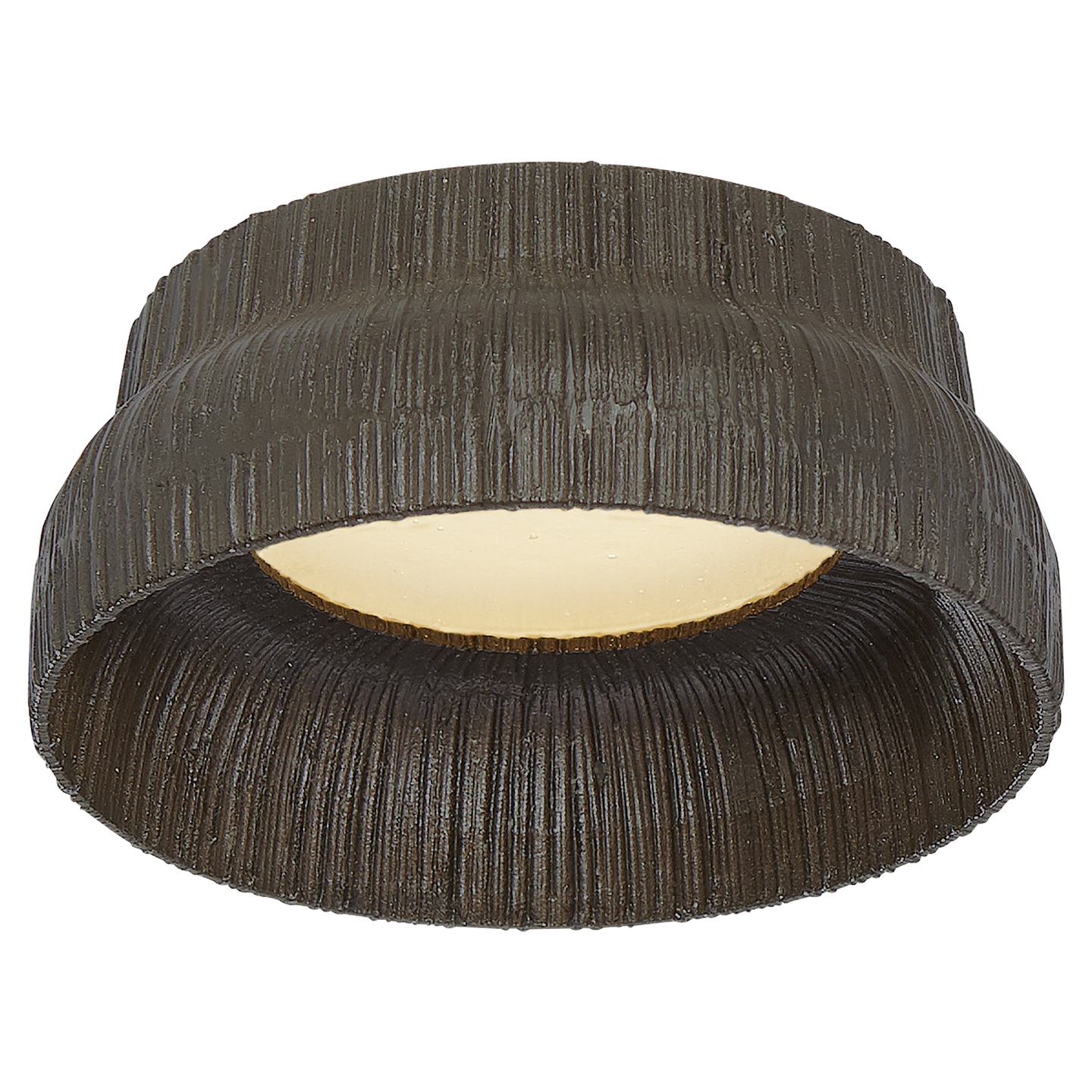 Kelly Wearstler S New Collection Brings Modern Comfort To: Utopia Petite Flush Mount