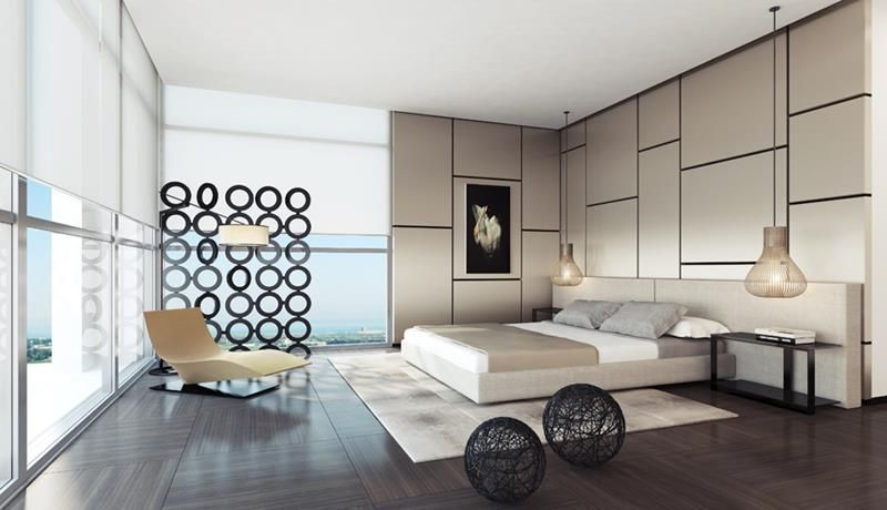 45 Smart And Minimalist Modern Master Bedroom Design Ideas That Range From The Modern To The Rustic Contemporary Bedroom Design Modern Bedroom Design Contemporary Master Bedroom Ideas