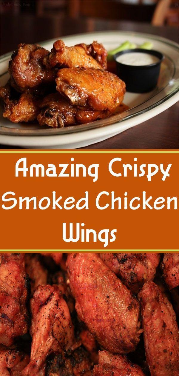 Photo of Amazing Crispy Smoked Chicken Wings – Easy Recipe Chef
