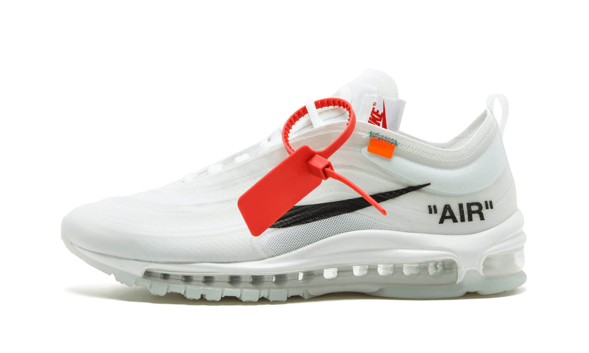 The 10: Nike Air Max 97 OG WhiteCone 'Off White' | Fashion