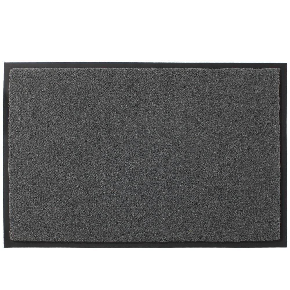 Trafficmaster Toledo Grey 36 In X 48 In Commercial Floor Mat To3648 61p2hd Commercial Floor Mats Commercial Flooring Floor Mats
