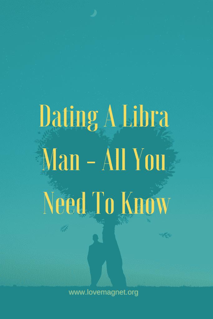 Libra mann online dating