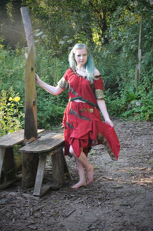 scary halloween costumes dresses for teen girls women 2013 2014 7 scary halloween costumes dresses - Teenage Girl Pirate Halloween Costumes