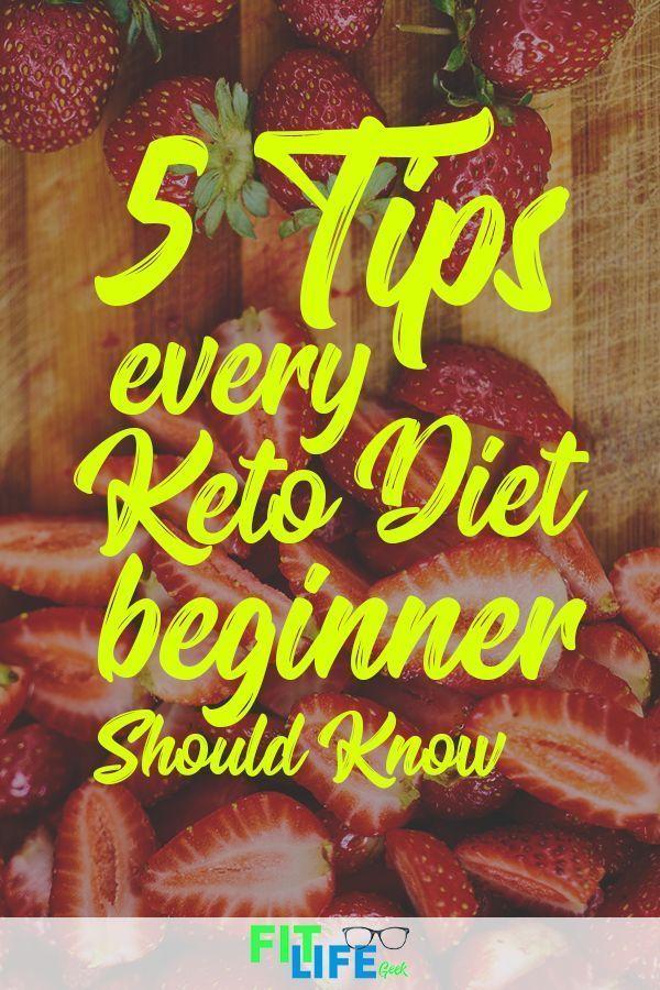 Photo of 5 Tipps, die jeder Anfänger einer Keto-Diät wissen sollte – Fit Life Geek