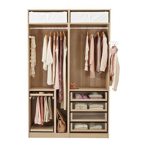 pax kleiderschrank schnappbeschlag ikea. Black Bedroom Furniture Sets. Home Design Ideas