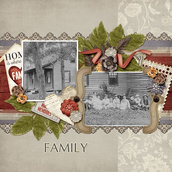 Family Tree by Ooh La La Scraps   http://www.digitalscrapbookingstudio.com/store/index.php?main_page=product_info&cPath=13_390_553&products_id=34173 , Template - Because of You Album by Angie Briggs