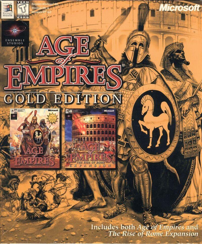 Age Of Empires 1 Rise Of Rome 1clk Windows 10 8 7 Vista Xp