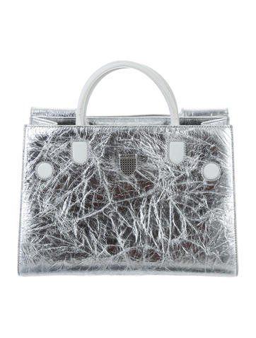 Christian Dior 2016 Metallic Diorever Bag Women s Handbags f59c18083e40a