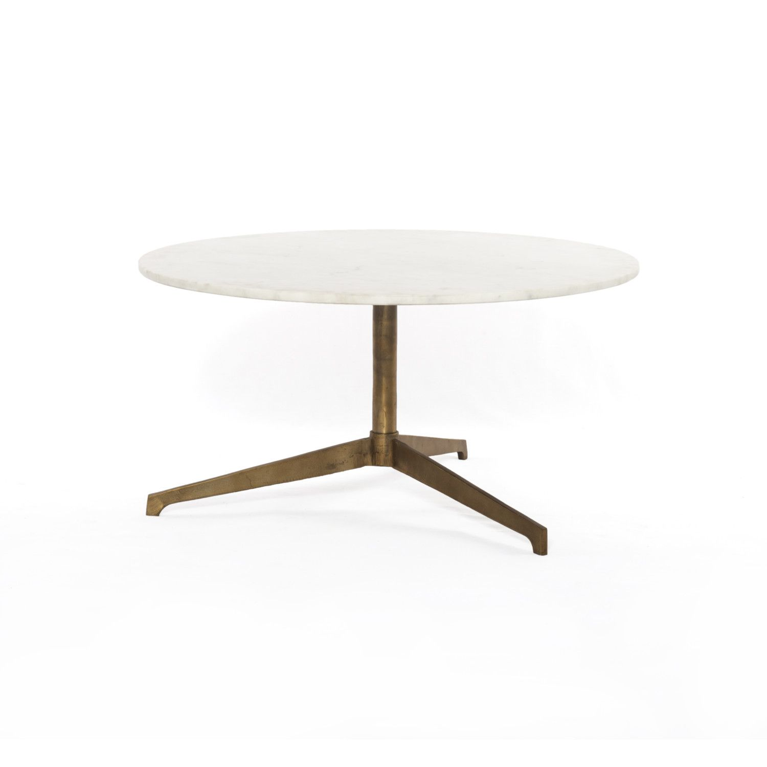Alden Coffee Table Eclectic Goods Coffee Table Marble Round Coffee Table Round Coffee Table [ 1500 x 1500 Pixel ]