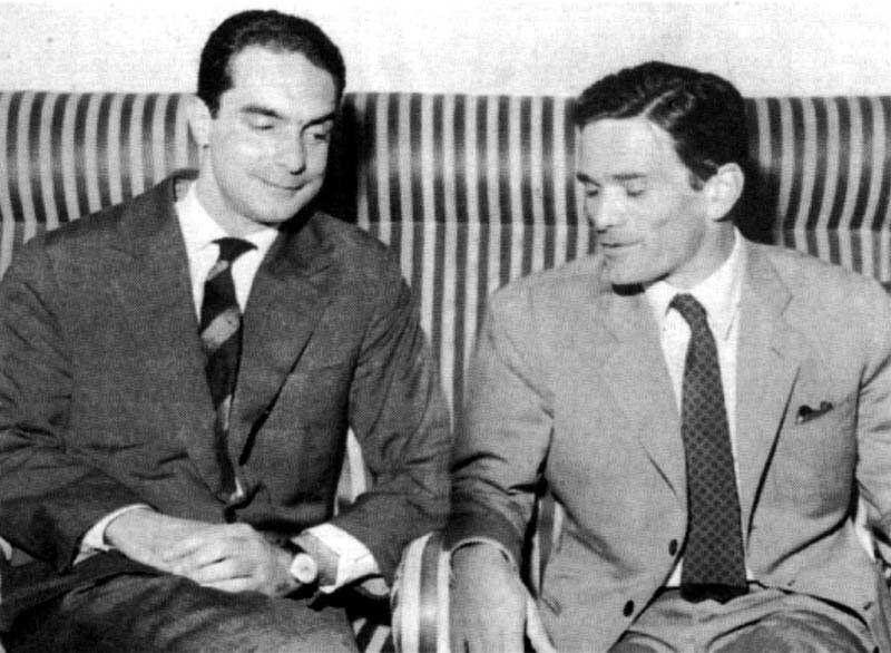 Italo Calvino e Pasolini