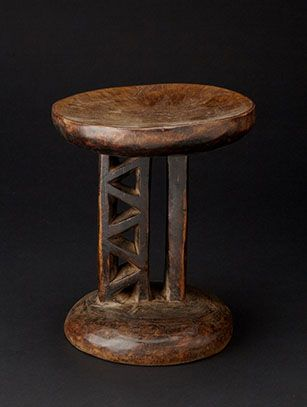 tonga stool - zimbabwe www.africaandbeyond | african furniture, Mobel ideea
