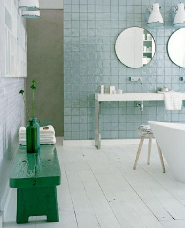 Bathroom , Bathroom Tile Ideas For Walls : Ocean Themed