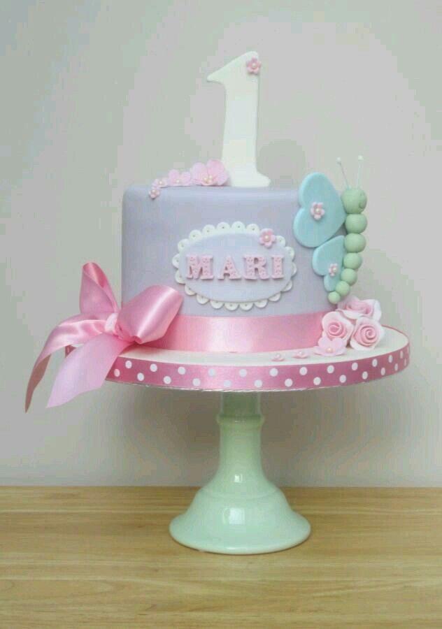 Melek Geburtstag Kinder Geburtstagskuchen Torte 1 Geburtstag