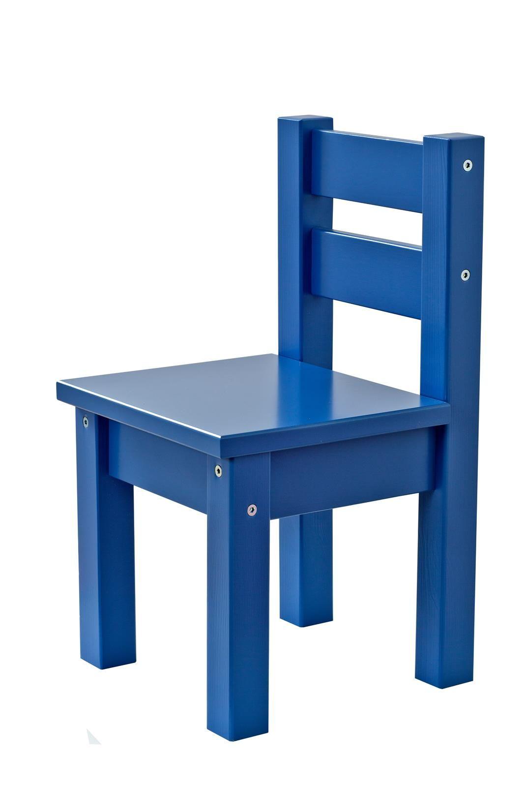 Classic Blue Children Chair by Hoppekids | MyColor ...