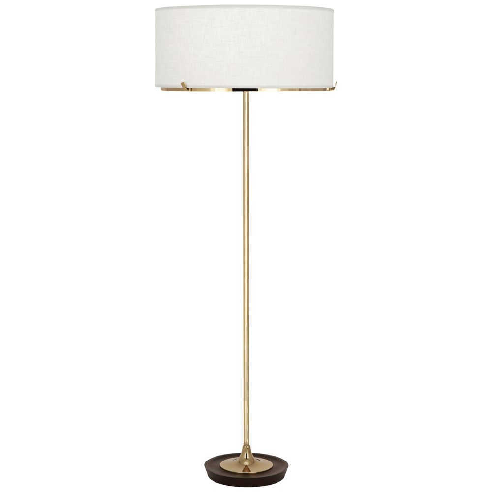 Robert Abbey 2076w Rico Espinet Buster One Light Floor Lamp W