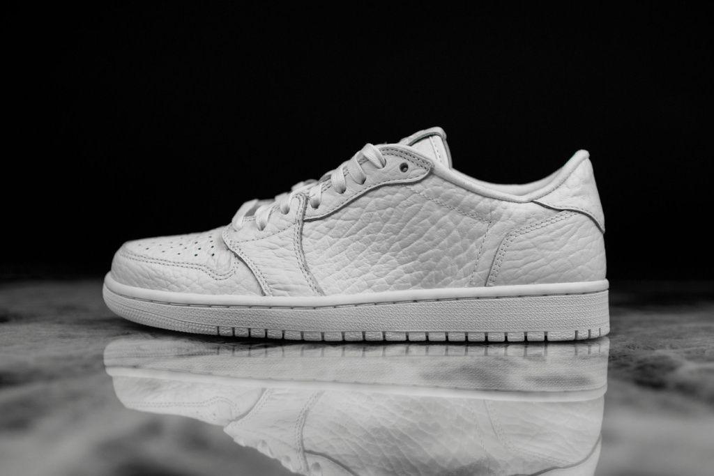 e251723165fb Jordan Brand Dropped an All-White