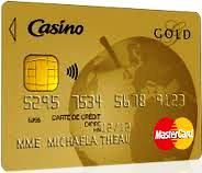 Carte Casino Gold A Acheter Carte Casino Carte Bancaire Et Cartes