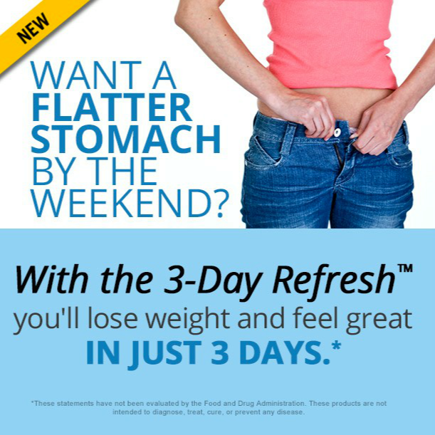 The 3-Day Refresh Can Help You Lose Weight And Kick-start