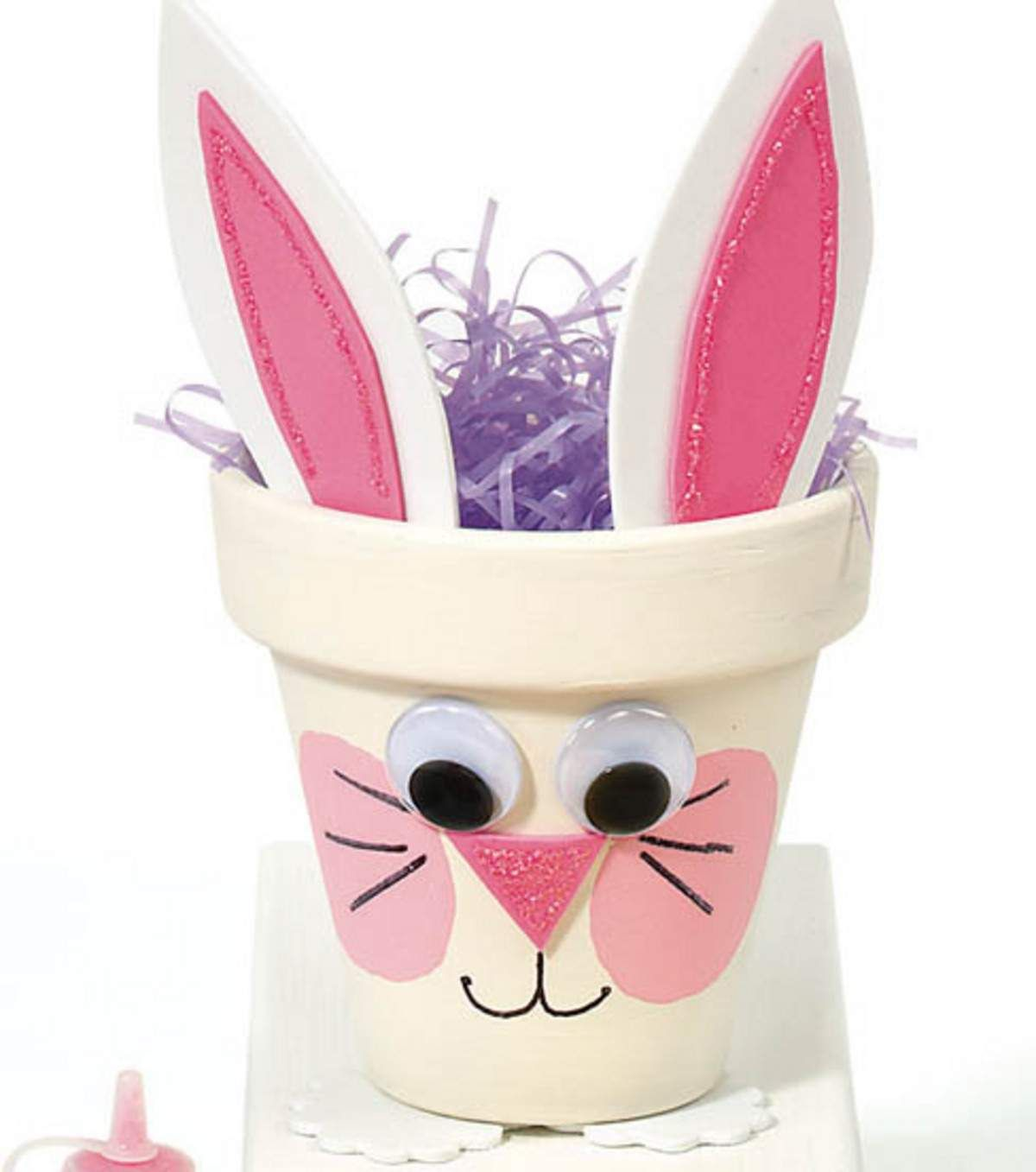 Kindergarten Bastelideen Bunny Pot Easter Craft Idea For Kids Ostern Ostern