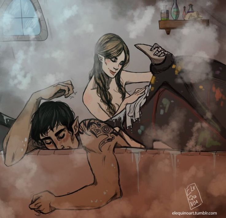 can't get over this absolutely beautiful fanart A Court of mist and fury, Sarah J Maas >>>> Risheek & Sprite
