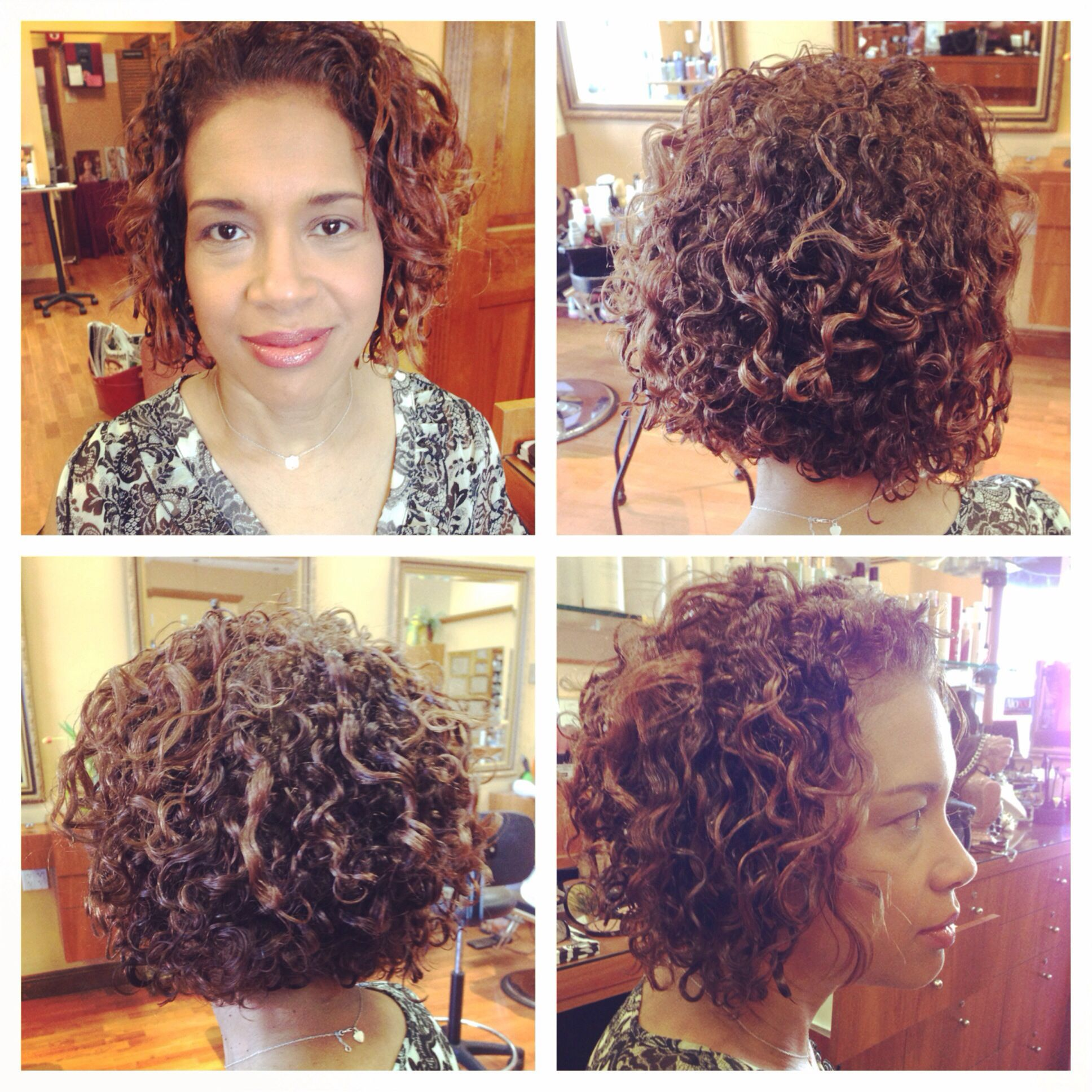 Cuts For Curly Hair real simple hairstyle