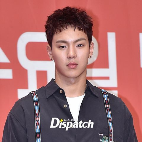 160721 Hit the stage press conference #shownu #monstaX