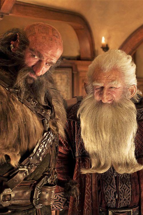 Dwalin and Balin The Hobbit Pinterest The Hobbit